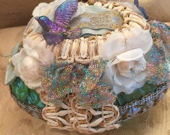 Easter Egg-Embellished