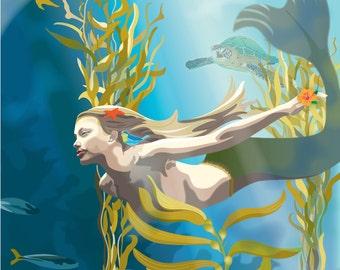 Mermaid's World