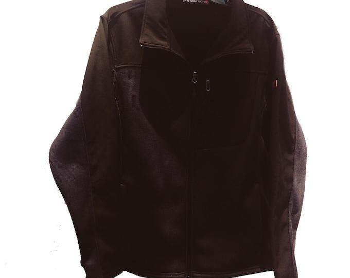 Men's Large SwissTech Softshell Jacket