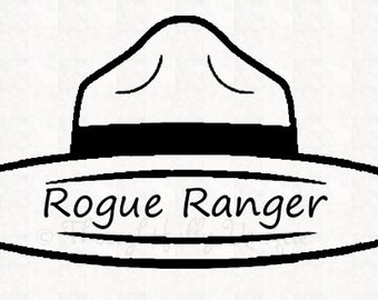 Rogue Ranger NPS Vinyl Decal or Shirt Iron-On