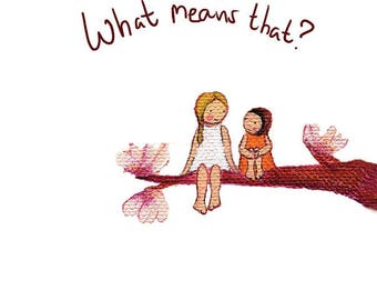 Childrens Book: What Means That