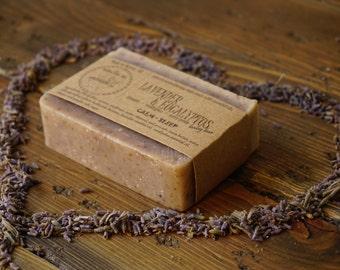 Lavender Soap | Baby Soap Bar, Baby Gift, Eucalyptus Soap, Natural Soap, Bath Soap, Moisturizing Soap, Homemade Soap