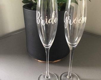 Bride Tribe - Champagne Flute