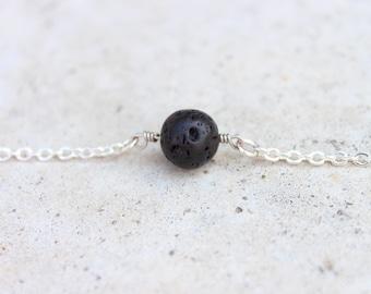 Essential Oil Diffuser- Lava Bead Bracelet