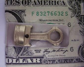 Piston Money Clip