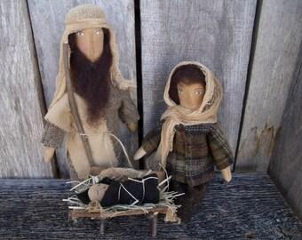 Primitive Nativity THE FAMILY Pattern pdf 104