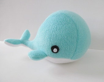 Ice the Turquoise Whale