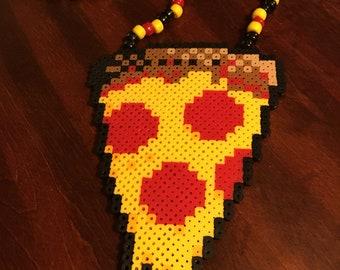 Melting Pizza Slice kandi