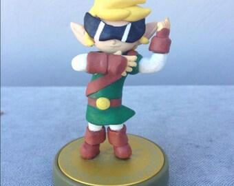 Hero of Rhyme Starbomb Custom Amiibo