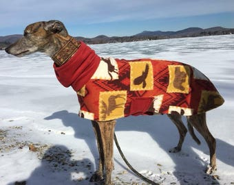Greyhound Coat, Dog Jacket