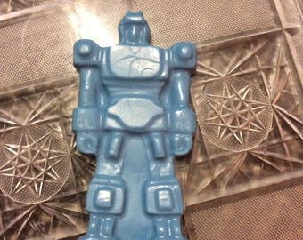 10 robot soaps party favor birthday kids wedding bachelor party