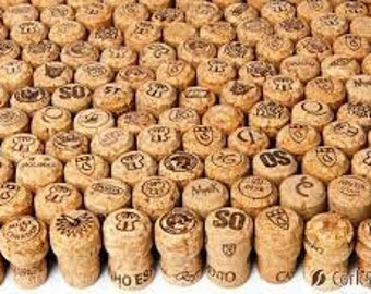 BULK CHAMPAGNE CORKS! (used & no wine)
