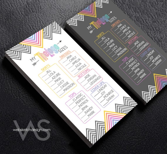 Vertical size one sided business card design personalized colourmoves