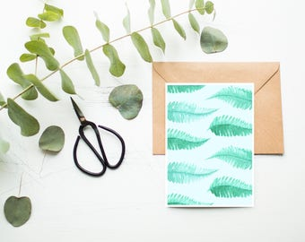 Flowing Ferns