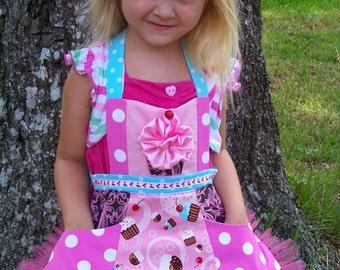 Party Cupcake Apron