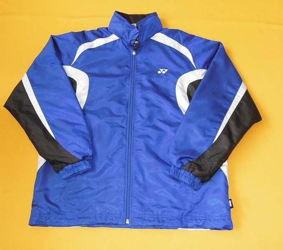 Vintage 90's Yonex Training Zipper Jacket ZBM2TZ