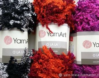 Yarn YarnArt O La La (Turkey)