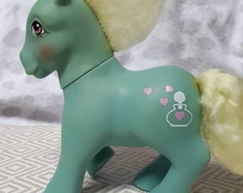 My Little Pony G1 perfume puff Daisy Sweet