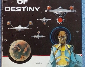 Denial Of Destiny Star Trek RPG