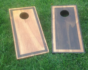 Mini Cornhole Game With Bags Great for Indoor Use!