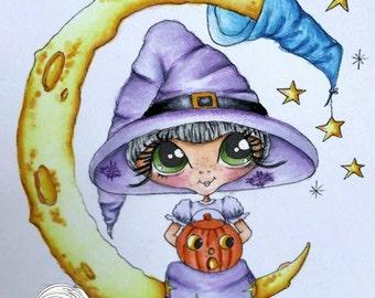 INSTANT DOWNLOAD Digital Digi Stamps Big Eye Big Head Dolls NEW Besties img724 Bestie Eyes My Besties By Sherri Baldy