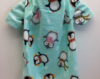 Flannelette pajamas
