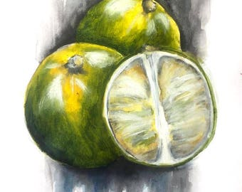 Green Limes (27th January 2018)
