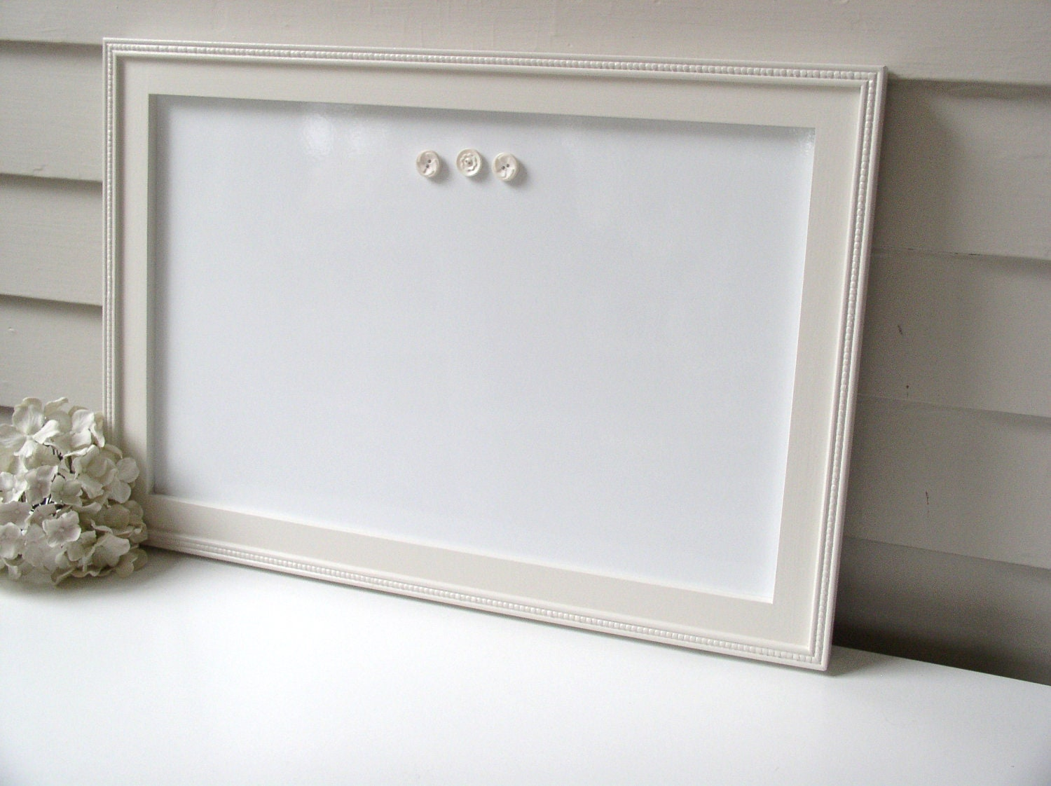 Cottage Magnetic Dry Erase Board Whiteboard Bulletin Board