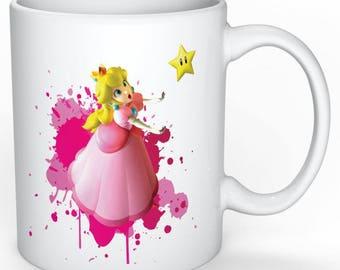 Princess Peach Mug