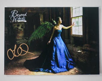 IMPERFECT Signed Lauren Oliver *5x7* photo print from the 2014 Beyond Words fantasy author calendar