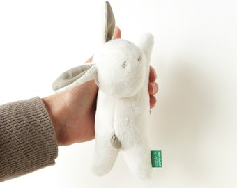 Easter bunny, Easter bunny rabbit, Easter gift for children and babies - rabbit plush soft toy for babies and toddlers - my first Easter toy