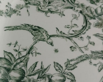 """Spode Plates /Provincial Chinoiserie 10 1/2"""" Plates /Set of 11"""