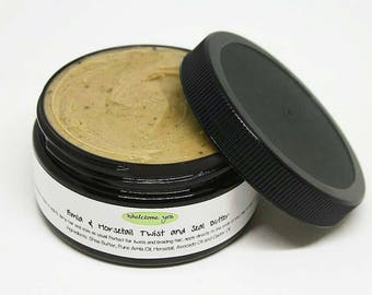 Amla & Horsetail Twist and Seal Butter + Hair Butter + Leave In Conditioner + Moisturiser