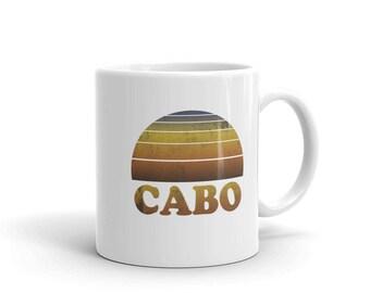 Cabo San Lucas Mexico Ceramic Tea & Coffee Mug.