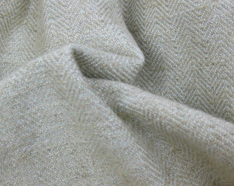 The Sommers Collection, Upholstery weight herringbone fabric. Robins Egg Blue and Cream. Durable. Makes up beautiful.