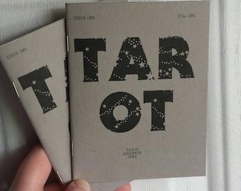 Beginner Tarot Zine