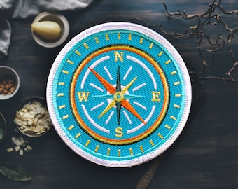 """Compass Patch 