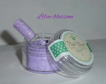 Acrylic nail powder Lilac Blossom 15g by Nail-Blush