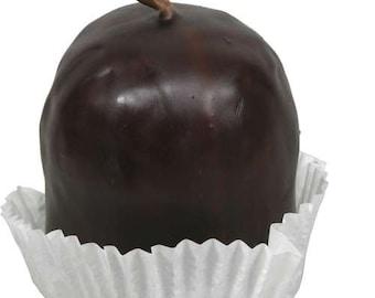 Candle Chocolate Kiss