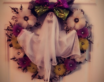 Ghost Wreath