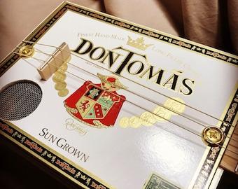 "Cigar Box Guitar ""Don Tomás"""