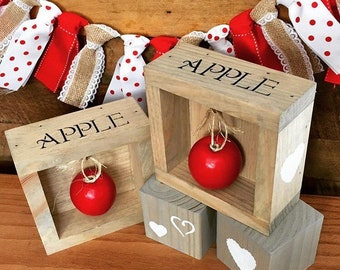country apple decorations for kitchen apple kitchen decor etsy 8419