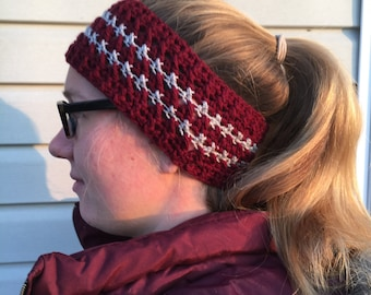 Winter's Twisted Headband
