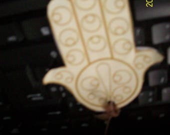 hand of Fatima invitation