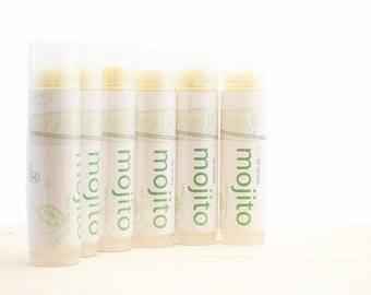 Mojito All Natural Lip Balm