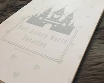 Walt Disney World Planner Refill Sheets