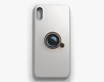 Coffee Phone case, iPhone X, iPhone 8/8 Plus, iPhone 7/7 Plus, iPhone 6 6S, iPhone 6 Plus 6S Plus, Samsung Galaxy S8/S8 Plus case
