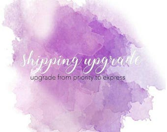 Express shipping delivery in 3 - 6 working days for Australia and New Zealand