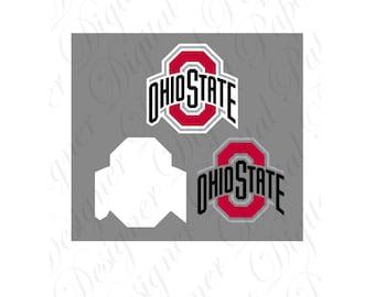 43+ Ohio State Football Logo Svg Gif