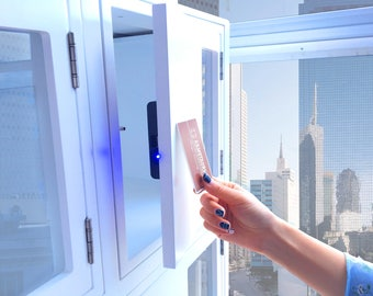 Invisible/ Hidden RFID cabinet lock